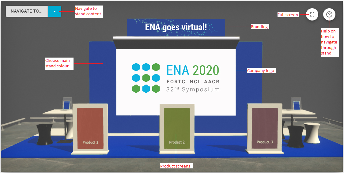 ENA Exhibition Package
