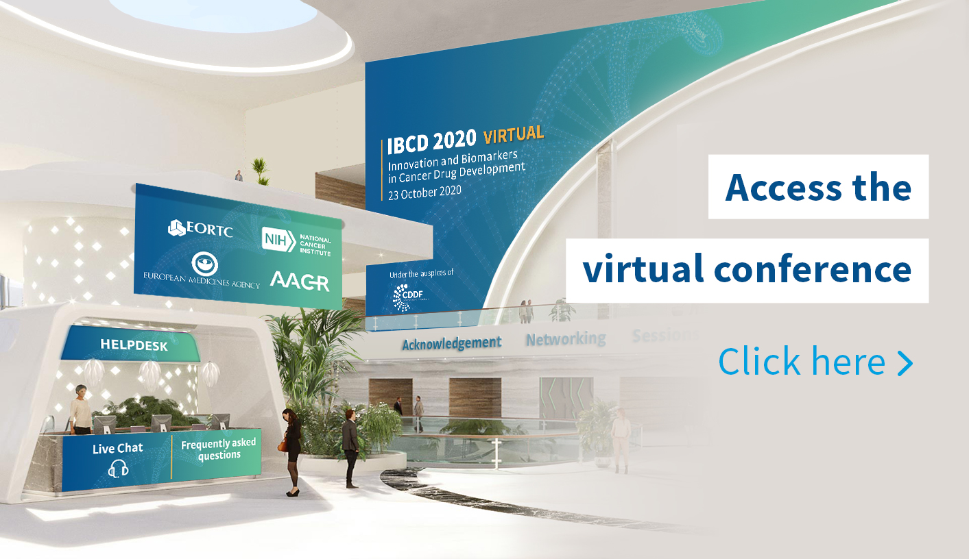 IBCD Lobby - access virtual conference